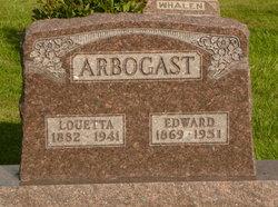 Louetta <i>Bumgarner</i> Arbogast