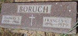 Frances C <i>Andrewjeski</i> Boruch