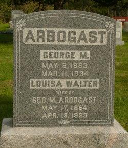 Phoebe Louisa <i>Walter</i> Arbogast