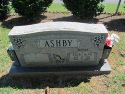 Ethel <i>King</i> Ashby