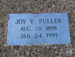 Joy Vee <i>Bryan</i> Fuller