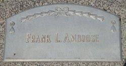 Frank L Ambrose