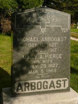 Mary Ann <i>Pierce</i> Arbogast
