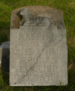 Ralph Ellsworth Arbogast