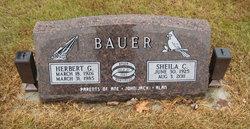 Sheila C. Bauer