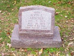 Alvin E. Abbie Abischer