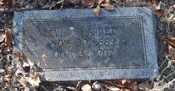 Levi P Barrett