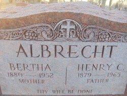 Bertha Albrecht
