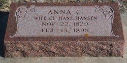 Anna C Hansen