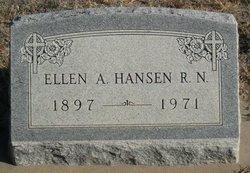 Ellen A Hansen