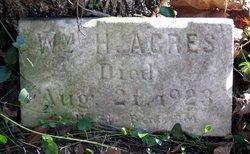 William H. Acres