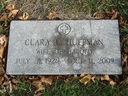 Clara Luela Huffman