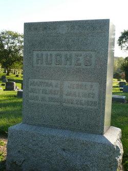 Martha J Hughes