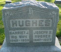 Harriet J Hughes