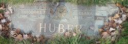 Clara M <i>Vanevery</i> Huber