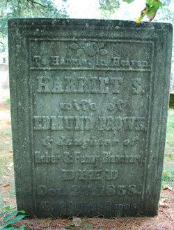 Harriett S. <i>Blanchard</i> Brown