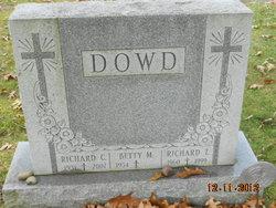 Richard T Dowd