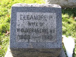 Eleanore P McLane