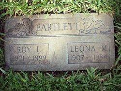 Leona M <i>Young</i> Bartlett