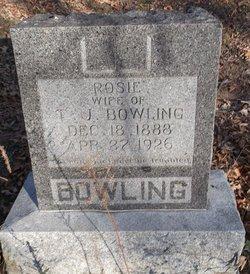 Rosie Bowling