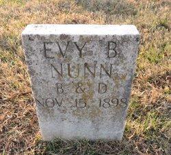 Evy B. Nunn