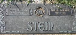 Julia <i>Ferrari</i> Stein