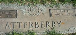 Cecil E Atterberry