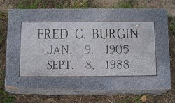 Fred Clifton Burgin