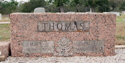 Benjamin Joseph Thomas
