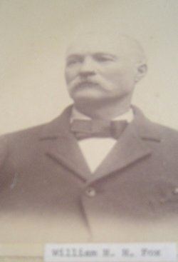 William Henry Harrison Fox