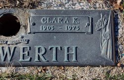 Clara Katherine <i>Hoffman</i> Dingwerth