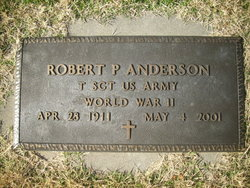 Robert P. Bob Anderson