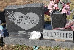 Shirley <i>Hays</i> Culpepper