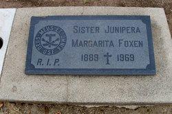 Junipera Margarita Foxen