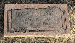 Owen C. Chandler