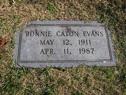 Bonnie J. <i>Caton</i> Evans