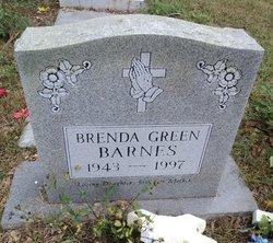Brenda <i>Green</i> Barnes