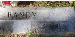 Hannah L <i>Bass</i> Bandy