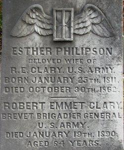 Gen Robert Emmet Clary, Sr