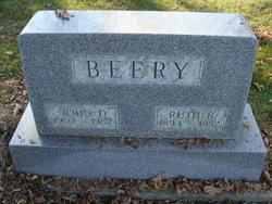Ruth B. <i>Buhler</i> Beery