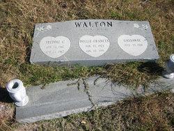 Dollie Frances <i>Brown</i> Walton