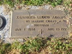 Kenneth Lloyd Adams