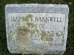 Harriet Barnwell Hollenback