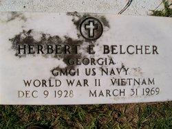 Herbert Eugene Gene Belcher