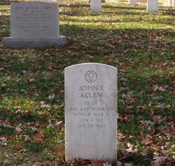 John K Allen
