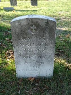 Walter Betker