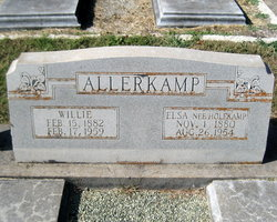 William Willie Allerkamp