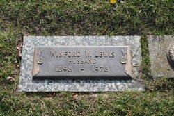 Winford Wesley Lewis