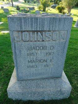 Marion Elizabeth <i>Perry</i> Johnson