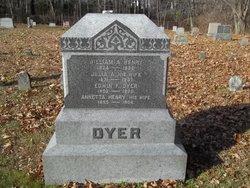 Annetta <i>Henry</i> Dyer